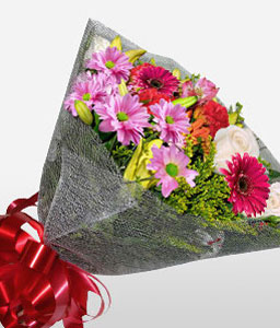 Belo Horizo-Mixed,Mixed Flower,Bouquet