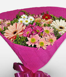 Ipanema-Mixed,Mixed Flower,Bouquet