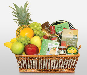 Delightful-Fruit,Basket,Hamper,Gifts