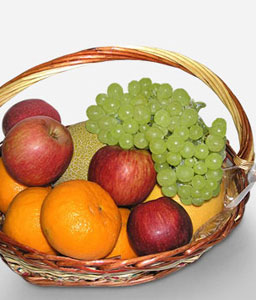 Fruit Fancy-Fruit,Basket