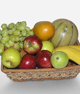 Naturally Irresistible-Fruit,Basket