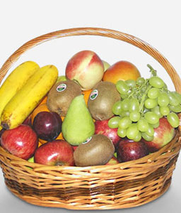 Grand Harvest-Fruit,Basket