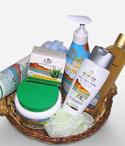 Queens Pamper Hamper-Spa,Hamper