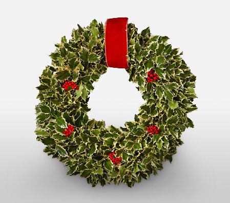 Jolly Wreath