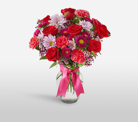 Paradise<br><font color=red>Complimentary Vase</font></br>