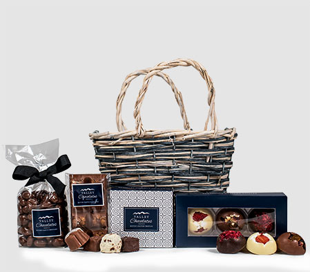 Valley Chocolate Gift Basket