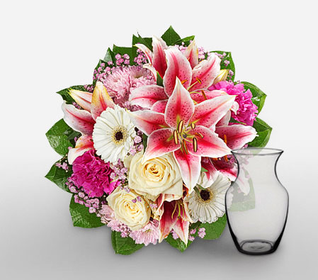 Rosa Feier <Font Color=Red>Free Vase With $20 Off </Font>