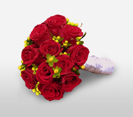 Charisma - 11 Red Roses Bouquet