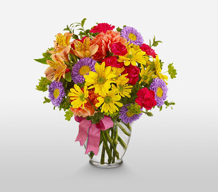 Summer Blooms - Mix Flowers