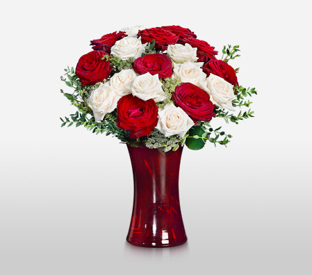 Sylvan Splendor<br><font color=red>$20 off with Complimentary Cylindrical Ruby Vase</font>