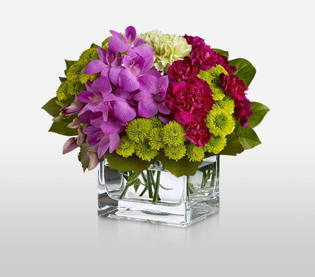 Tete A Tete <Br><Font Color=Red> Complimentary Vase</Font>