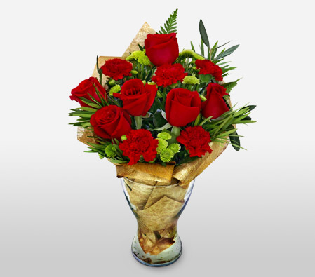 Anniversary Magic <Br><Font Color=Red>Free Vase</Font>
