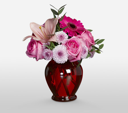 Awestruck<br><font color=red>Sale $10 Off & a Complimentary Ruby Ginger Vase</font>