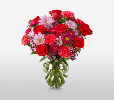 Paradise <Br><Font Color=Red>Complimentary Vase </Font></Br>