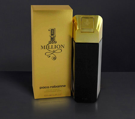 Paco Rabanne 1 million - 100 ML<br><font color=red>For  Him</font