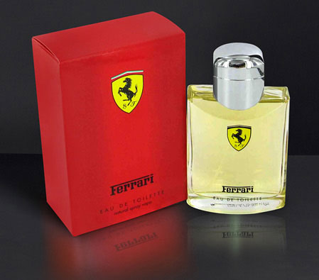 Ferrari Red Man - 125 ML<br><font color=red>For  Him</font>
