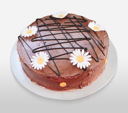 Chocolate Delight Cake 1 Kg