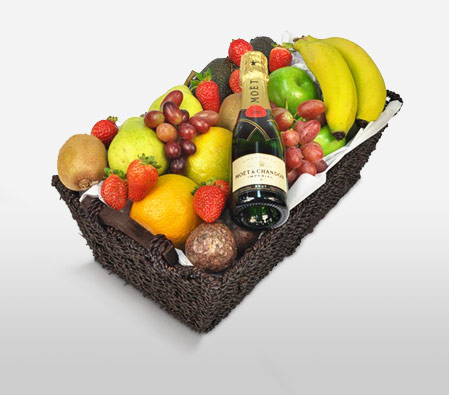 Luscious Delight Basket