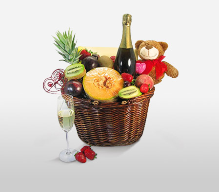 Delightful Surprise Basket