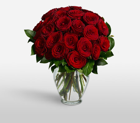 Perfect Surprise-Red,Rose,Arrangement