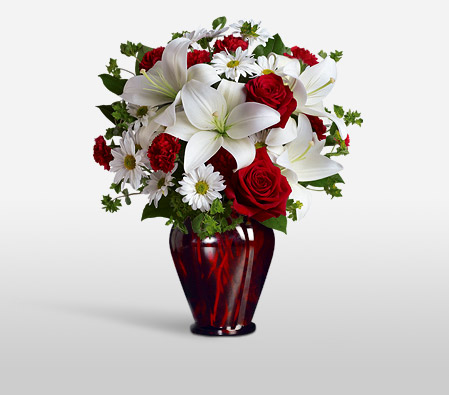 Be My Love <Br><Font Color=Red>Complimentary Red Vase </Font>