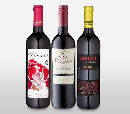 A Wine Lovers Love Triangle
