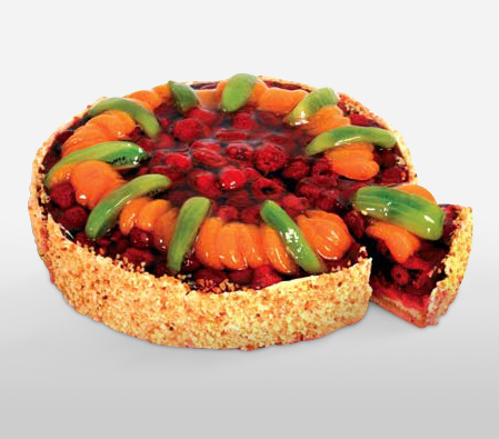 Mix Fruit Cake - 1Kg