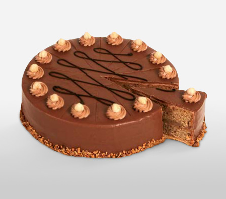 Chocolate Birthday Cake - 1Kg