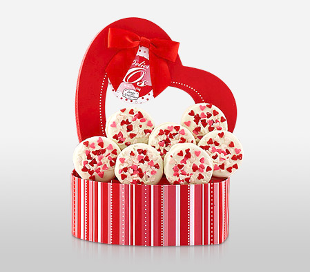 Valentine Cookies <font color=red>Sale $5 Off</font>