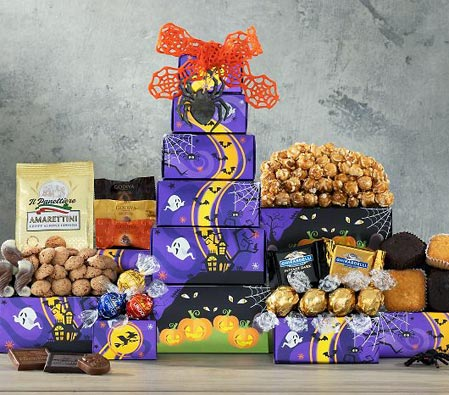 Halloween Chocolate Mountain