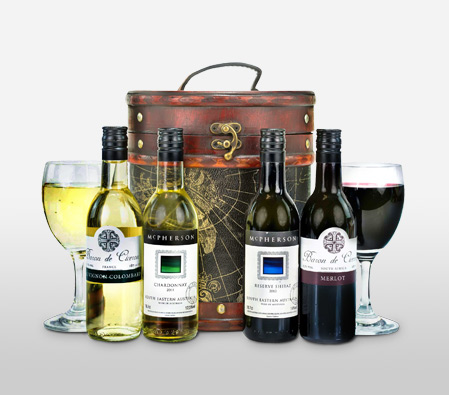 International Wine Set-Wine,Gifts,UK,International,Red,White