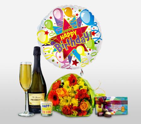 Birthday Celebration Gift Set