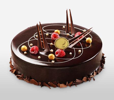 Sizzling Chocolate Cake