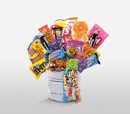Sweet Love-Gourmet,Basket,Hamper