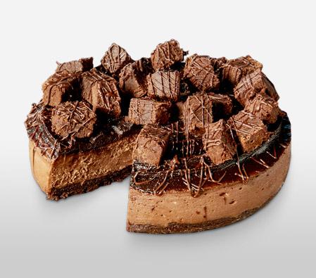 Enjoyable Chocolate Mousse Cake Birthday Anniversary Cakes Send Cakes Birthday Cards Printable Giouspongecafe Filternl