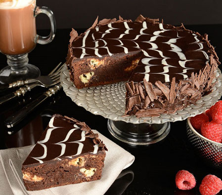 Marble Brownie Cake - 35oz/1kg