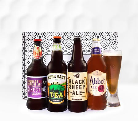 Craft Beers Gift Set
