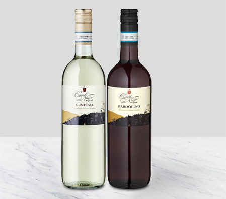 Venetos Wine - 2 Bottles