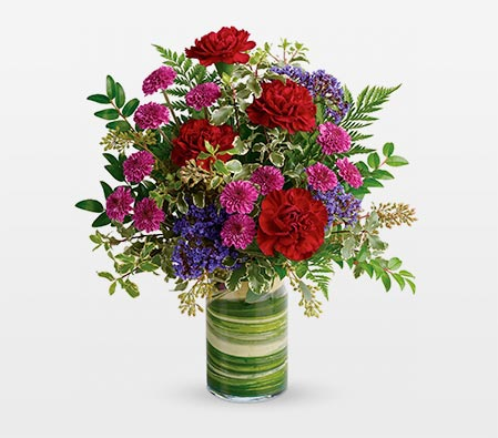 Rich & Radiant<span> - Valentine Special Bouquet</span>