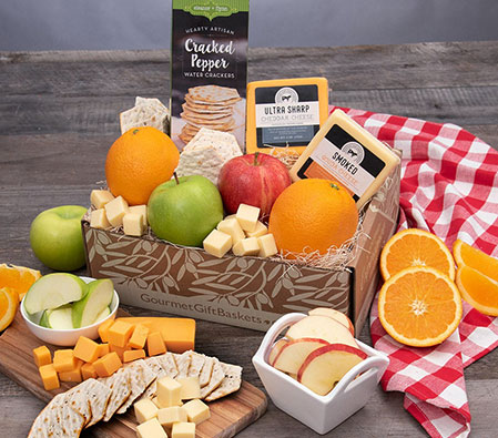 Local Harvest Fruit Gift Box