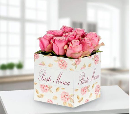 Rose Box Beste Mama