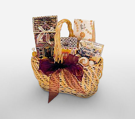 Basket Full Of Chocolates