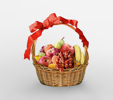Superwomen Surprise-Fruit,Basket