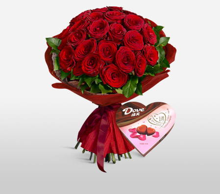 Emperors Extravagance <Font Color=Red>Sale! $10 Off - Two Dozen Roses </Font>