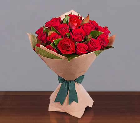 Timeless Love <Br><span>12 Red Roses - Sale $25 Off</span>