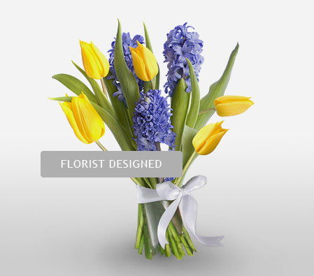 One Of A Kind Bouquet<Br><Font Color=Red>Seasonal Flowers</Font>