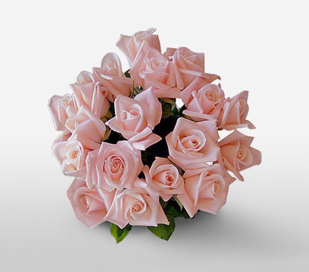 Ideal Bouquet-Peach,Rose,Bouquet