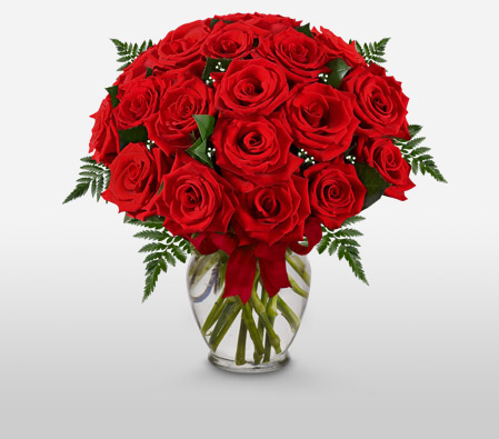 Romeo And Juliet <Br><Font Color=Red>20 Red Roses - Sale $50 Off </Font>