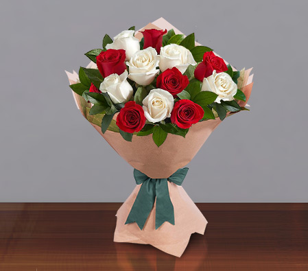Pure Love <Br><Font Color=Red>Sale $25 Off - One Dozen Roses </Font>