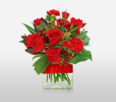 Sea Of Love <Br><Font Color=Red>Sale $10 Off & Free Vase </Font>